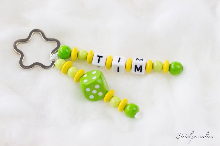 Schlüsselanhänger mit Namen _04
