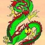 1964: year of the dragon