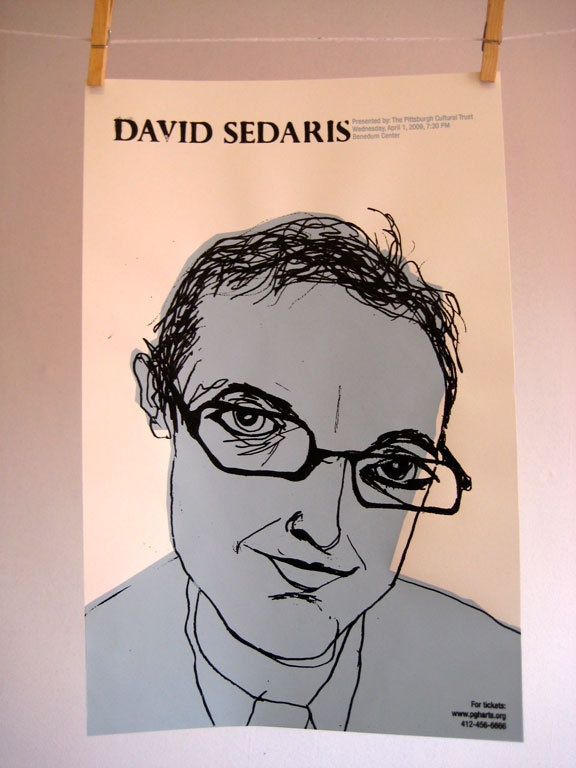 david sedaris essays full text In april 2010, bbc radio 4 aired meet david sedaris, a four-part series of essays which sedaris read before a live audience.