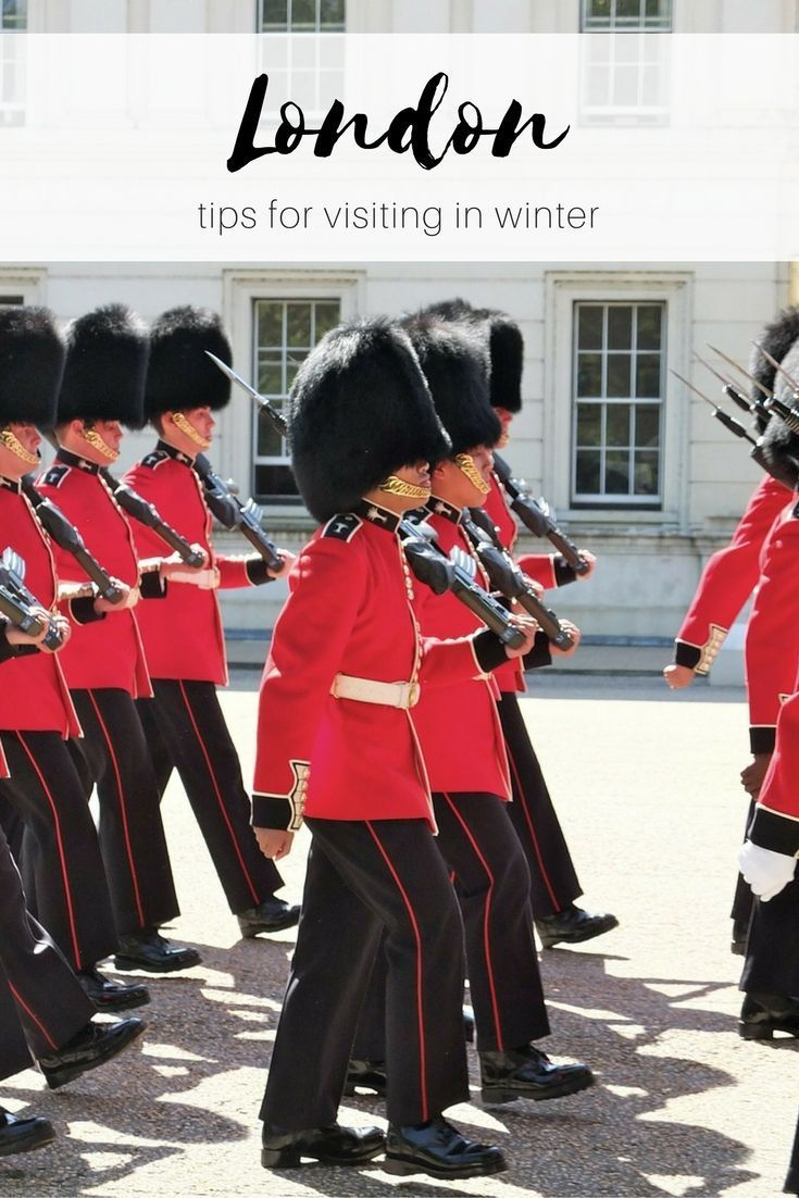 London in winter - a great time to visit the UK capital - museums, galleries, afternoon tea and more