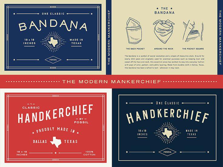 The Modern Mankerchief