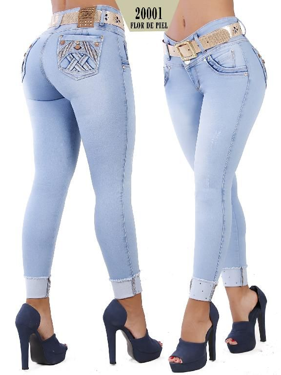 Jeans Levantacola Colombiano Ref 273 20001 Tight Jeans Girls Fashion Outfits Jeans