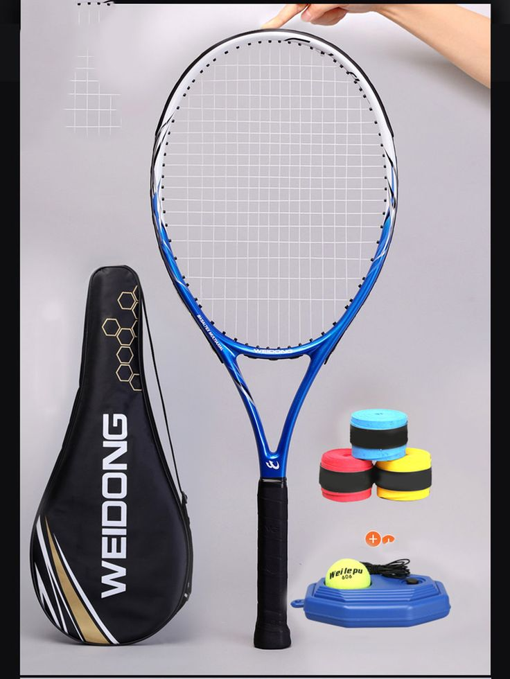 1Piece New Junior Tennis Racquet Training Racket for Kids Youth Childrens Tennis Rackets with Carry Bag Hot sale