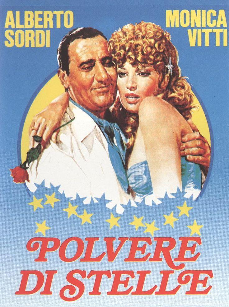 Polvere di stelle 1973 di Alberto Sordi con Alberto Sordi e Monica Vitti