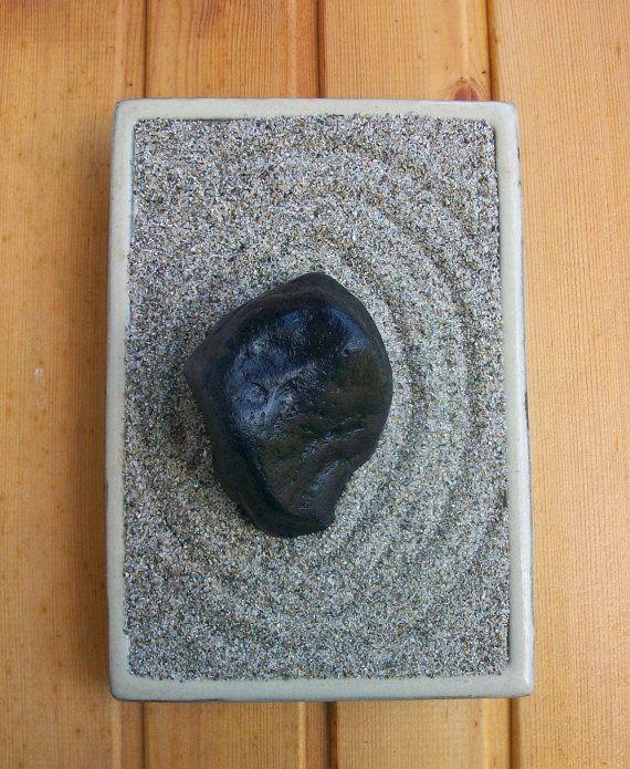 Suiseki meditazione zen incluso suiban e di lepropostedimari