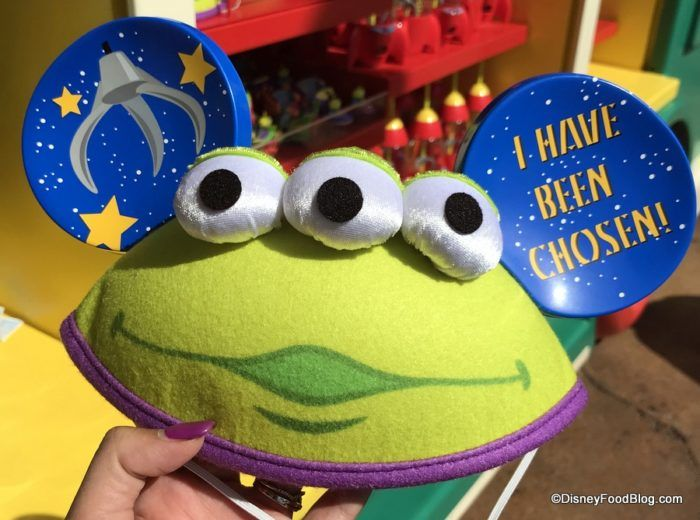 78f201a30 New Buzz and Woody Loungefly Backpacks AND Alien Ear Hats Spotted in ...