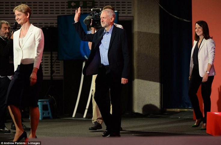 Winning could be the easy part, as Mr Corbyn faces mass resignations from the frontbench w...