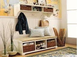 Image result for coat rack bench