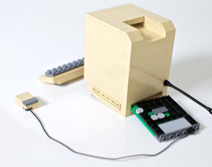 The LEGO Macintosh — XL.marvelgulp.com