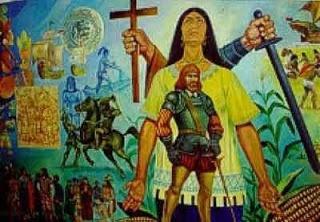 Biografia de La Malinche : Historia Universal