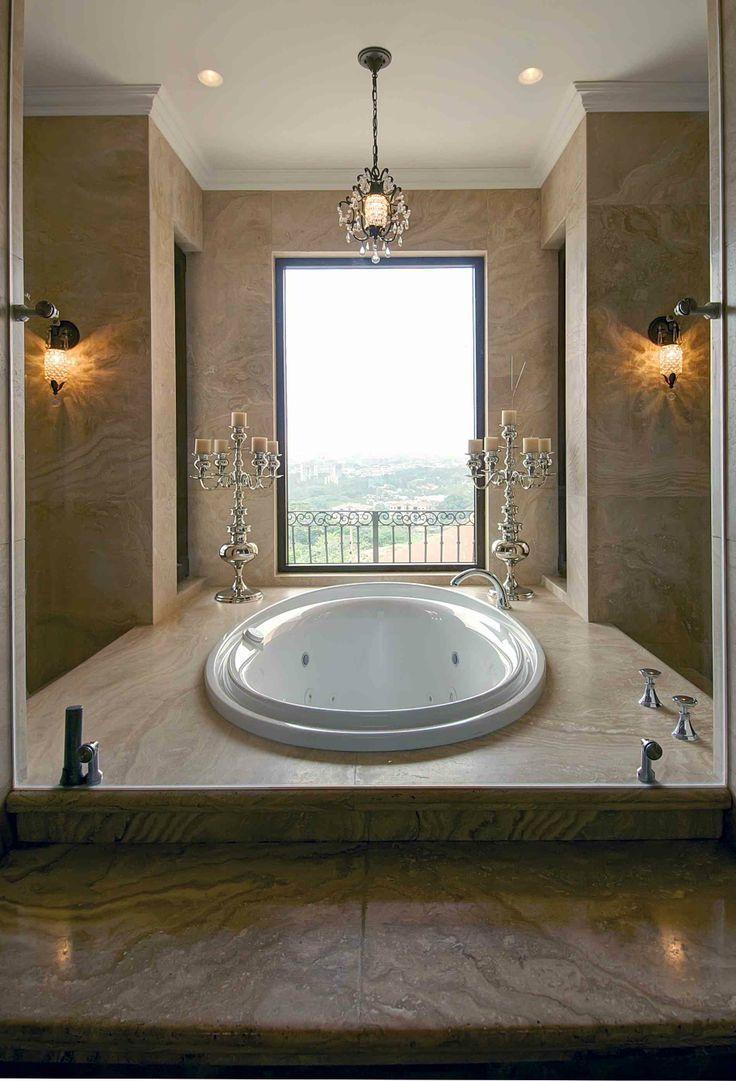 Armonized jacuzzi http://costaricamilliondollarhomes.com/Casa-World-Class-Luxury-Estate-Home/index.html