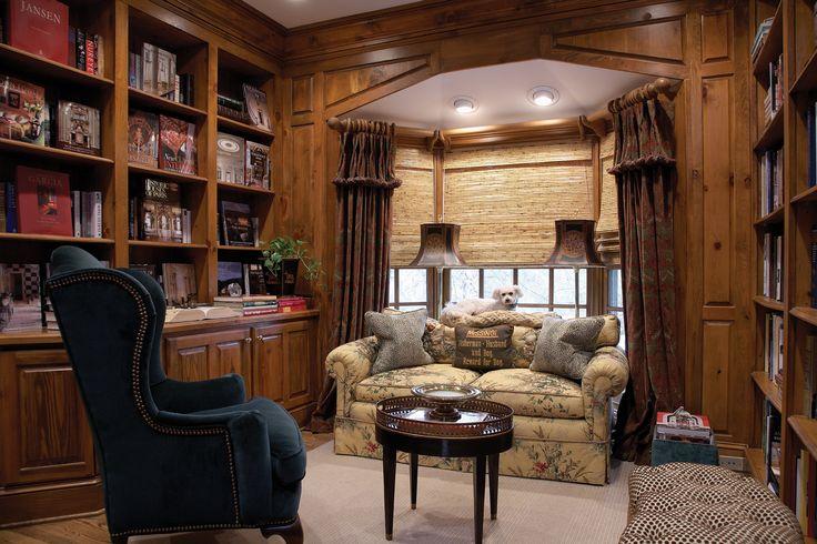 93 Best Home Library Images On Pinterest Bookshelf Ideas
