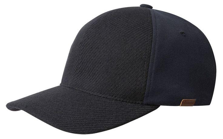 Kangol Textured Wool Cap