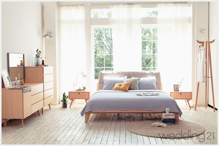 [리빙] 쉽게 따라 할 수 있는 신혼집 인테리어 제안 - 침실 < 웨딩뉴스 < 월간웨딩21 웨프
