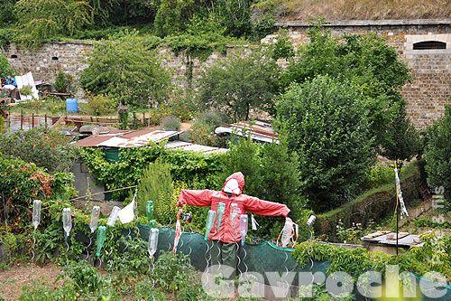 Les 29 meilleures images propos de jardins fort ivry sur for Jardin ouvrier 78