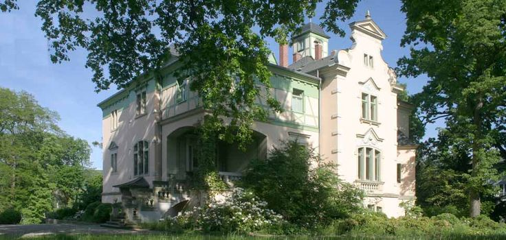 Dresden Pension in der Therese-Malten-Villa