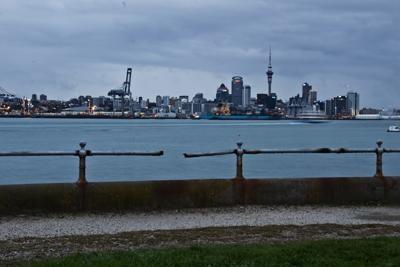 Typical Cloudy Auckland, by Van Vairavan, is part of the June 2012 NZ Photo Contest