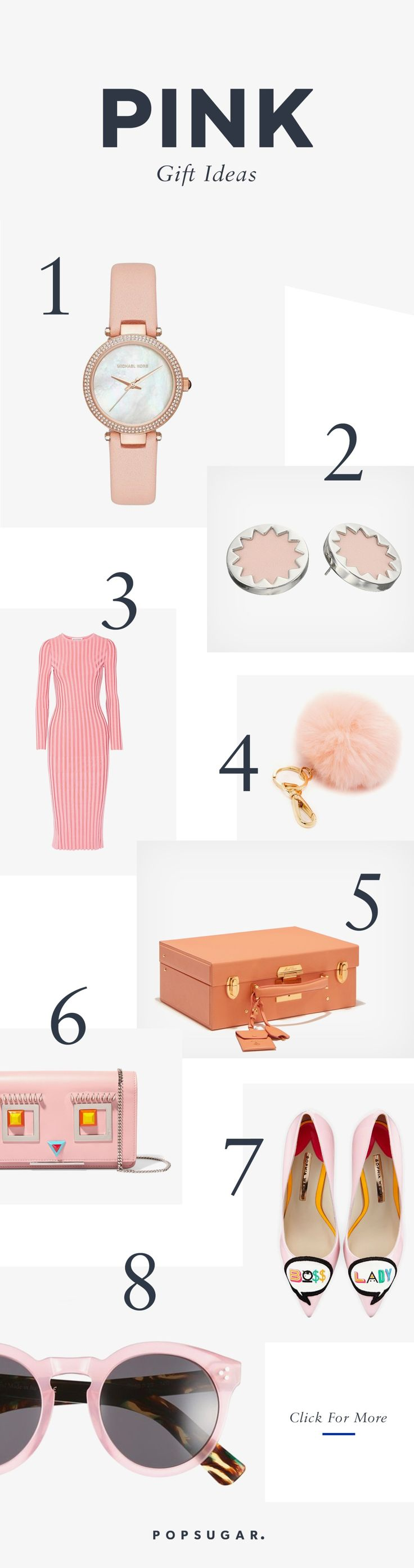 1852 best a popsugar holiday images on pinterest beauty ideas your inner girlie girl will flip for these pink gifts arubaitofo Gallery