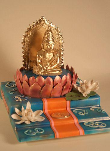 Buddha Cake cake chinese and boudha Pinterest Buddha ...