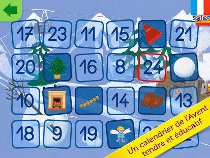 Calendrier de l'avent de Noël - Bayard Presse - http://www.android-logiciels.fr/calendrier-de-lavent-de-noel-bayard-presse/