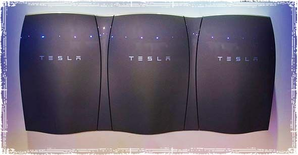 New Tesla Battery Could be the Answer to Off-Grid Power