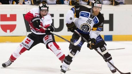 Canada wins Spengler Cup on Matt D'Agostini goal