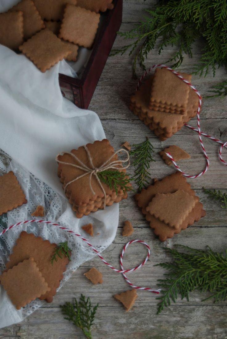 La asaltante de dulces: Receta de galletas Speculoos de espelta/ Spelt Speculoos cookies recipe