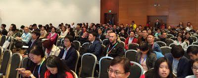 Docente de Uniguajira realiza ponencia en China