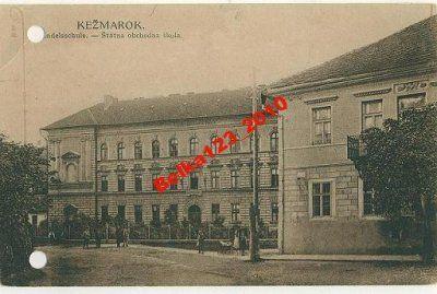 obrázok k predmetu Kežmarok -obchodná š