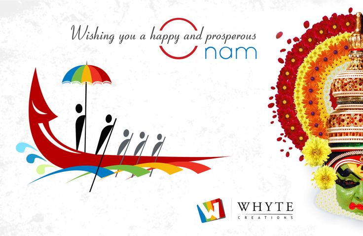 Onam wishes from team Whyte