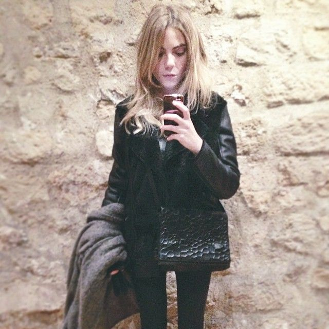 Black is the new Black #ootd #cleliatavernier @cleliatavernier Web Instagram User » Collecto