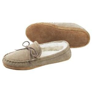 OLD FRIEND Soft Sole Loafer Sheepskin Mens Slippers (Apparel)  http://www.amazon.com/dp/B0068T3CWU/?tag=iphonreplacem-20  B0068T3CWU