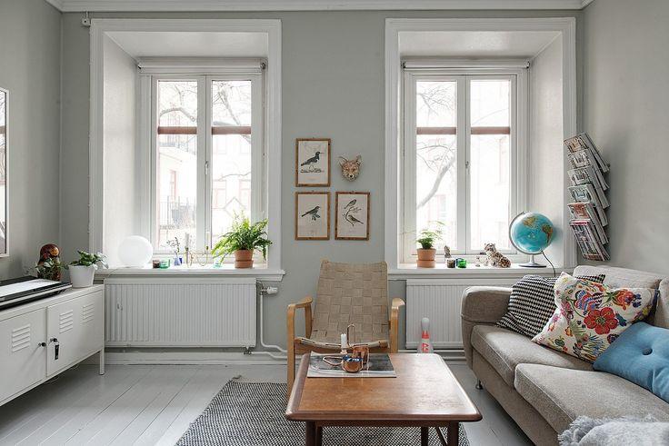 revestimientos cocinas papel de pared pintado papel de pared para cocinas estilo nórdico decoración cocinas cocinas modernas pequeñas cocinas blancas blog decoración nórdica