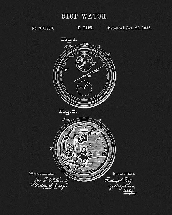5e741732098 Pin by Dan Sproul on Patents For Sale | Personalized items, Watches