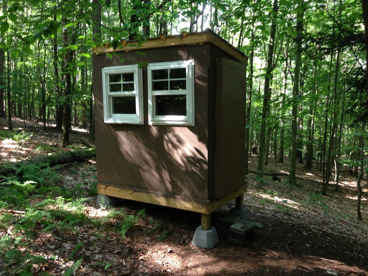 My Hunting Blind Hunting Blinds Hunting Stands