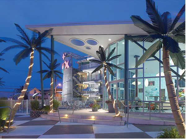 172 best wildwood nj the jersey shore images on for Best boutique hotels jersey shore