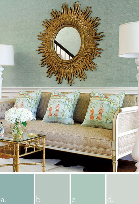 benjamin moore antiqued glass