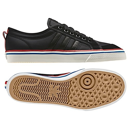 MENS ORIGINALS ADIDAS NIZZA LOW SHOES