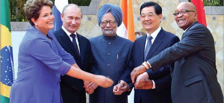 Les BRICS (Brésil, Russie, Inde, Chine et Afrique du Sud) montent en puissance, ils représentent 43% de la population mondiale et produisent 30% du PIB de la planète. D'ici deux à trois ans, le PIB global du groupe BRICS surpassera celui du G7, selon...