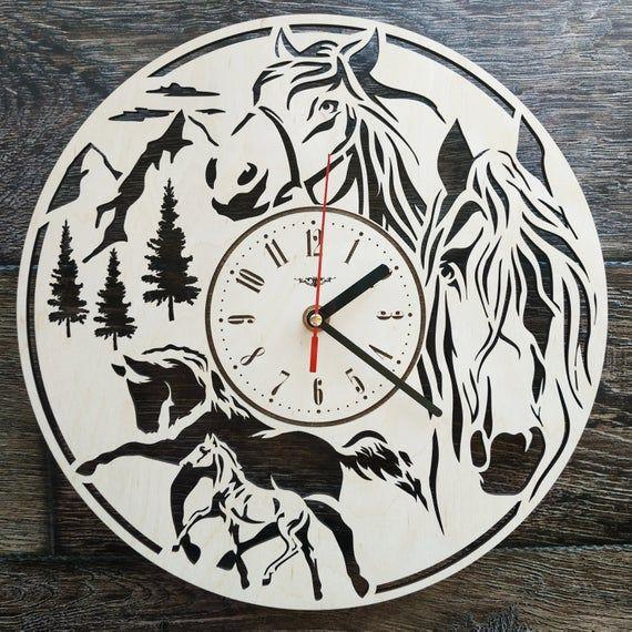 Pin On Clock Wall Decor
