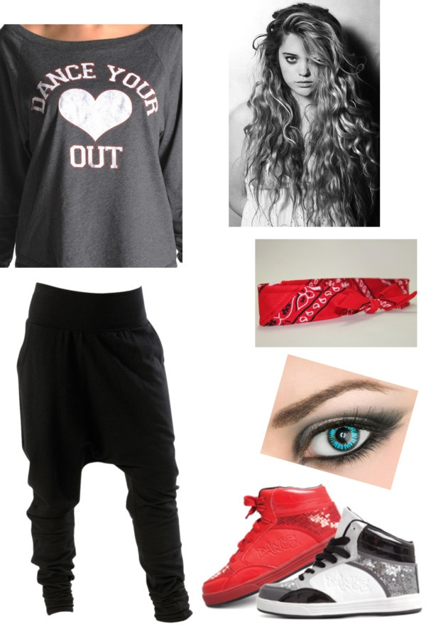 """Hip Hop Dance Class"" by mrs-stypayranlikson7 ❤ liked on Polyvore"