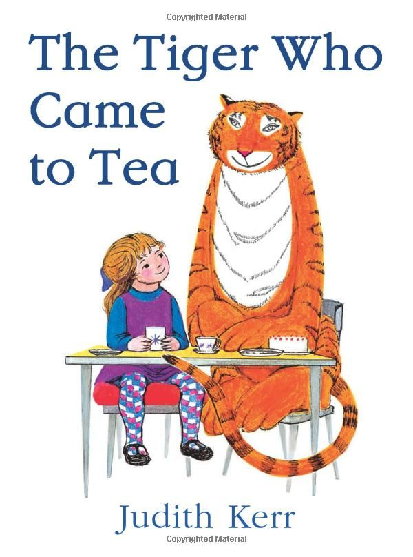 The Tiger Who Came to Tea (Pop Up): Amazon.co.uk: Judith Kerr: Books