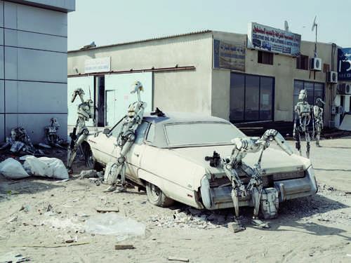 Urban Star Wars Photography : the dark lens