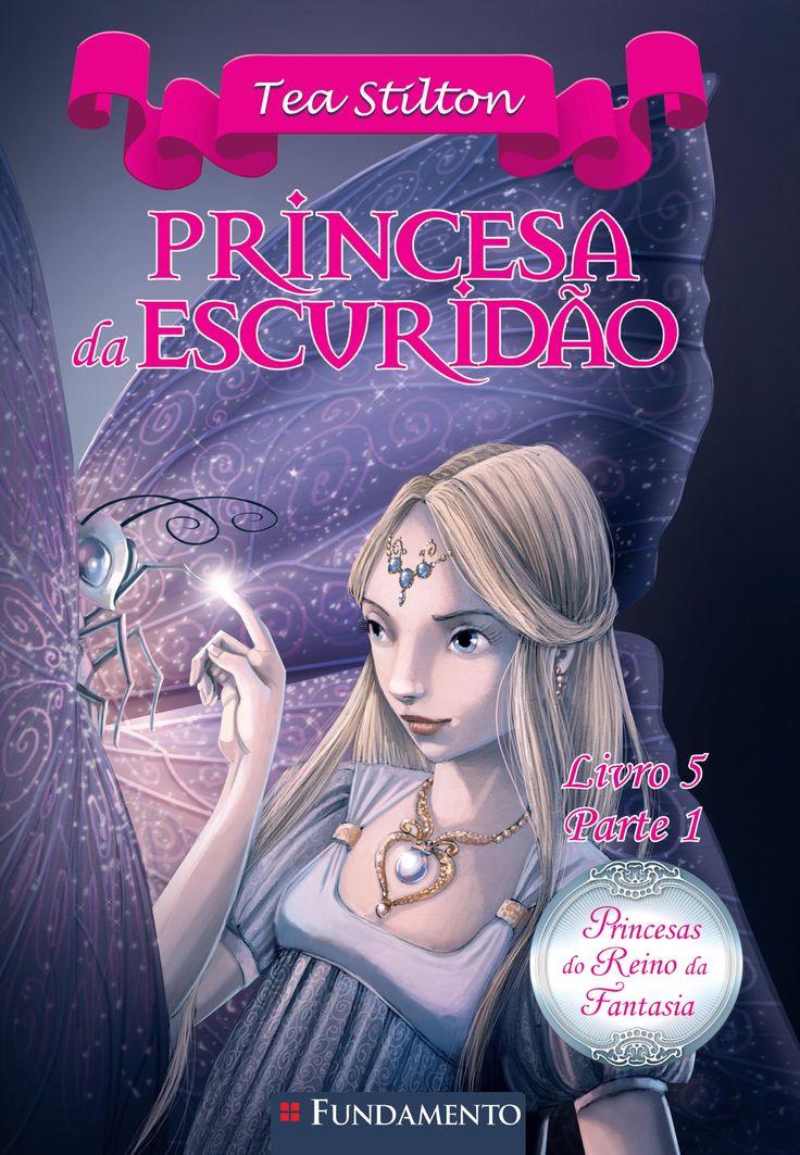 Princesas do Reino da Fantasia 09 - Princesa da Escuridão Parte 1. http://editorafundamento.com.br/index.php/princesas-do-reino-da-fantasia-09-princesa-da-escuridao.html