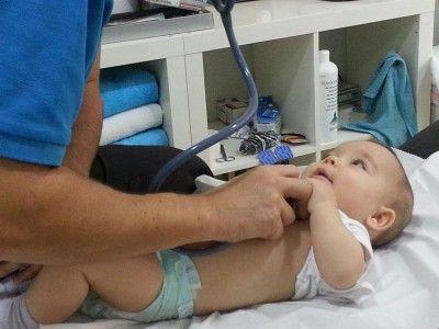 #Fisioterapia #Respiratoria en #Bebés