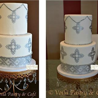 Rivista Cake Design Wedding : Loving these beautiful wedding cake designs. Show your ...