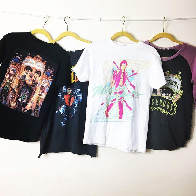Weekend Snapshot- Invincible – A Glorious Tribute to Michael Jackson | Michael Jackson shirts