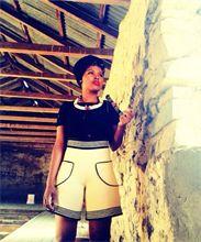 #traditional #Xhosa #LusandaKori Traditional Patterned Shorts