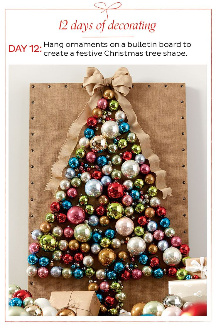 Create christmas ornament - Create Christmas Tree From Ornaments