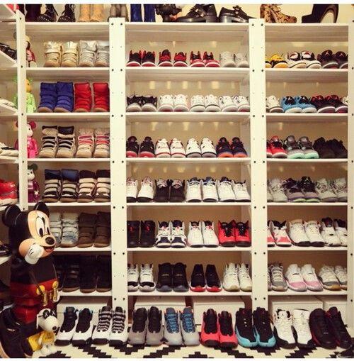 The Plight Of Female Sneakerhead